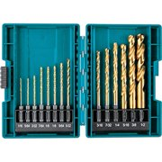 Best Impact Driver Bits - Makita B-65399 Impact Gold 14 Pc. Titanium Drill Review