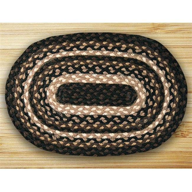 Earth Rugs 52-PM313 Mocha-Frappuccino Placemat