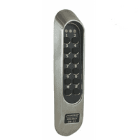 Securitron DK-37WSS Keypad only Wiegand Mode, Narrow Stile
