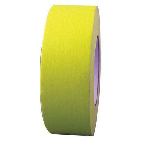 - POLYKEN 510 Gaffers Tape,48x45m,11.5 mil,Neon Yellow