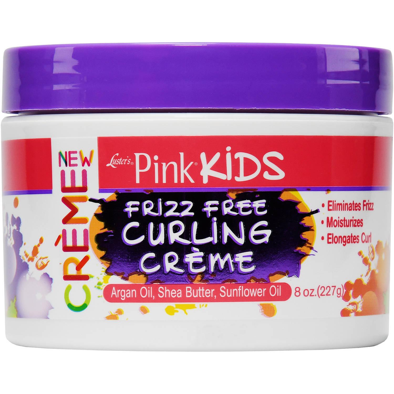 Lusters Pink Kids Curling Creme