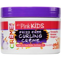 Lusters Pink Kids Curling Creme