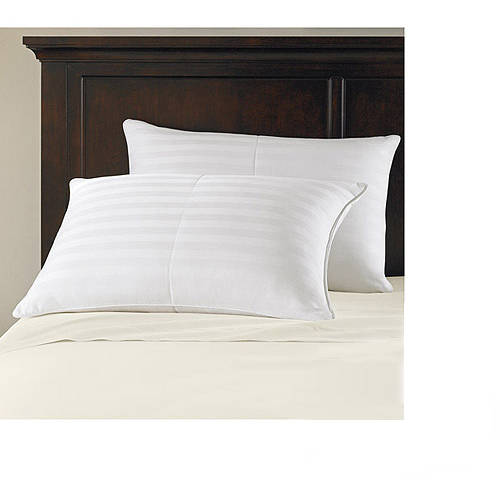 Mainstays Continuous Comfort Firm Pillow