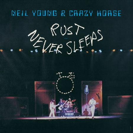 Neil Young & Crazy Horse - Rust Never Sleeps - Vinyl