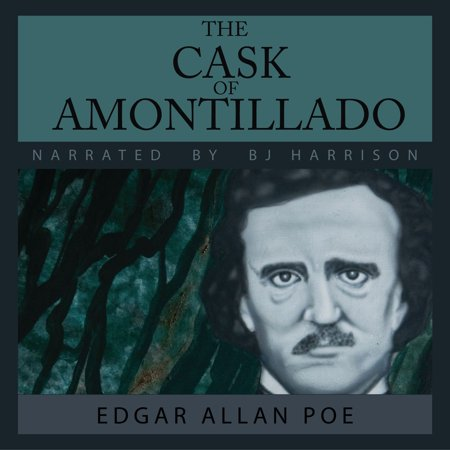Cask of Amontillado, The - Audiobook