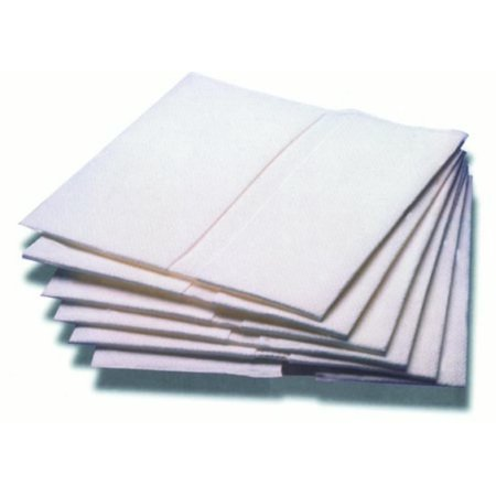 Tena Dry Wipes 13 X 13 Inch White Disposable Case of 800
