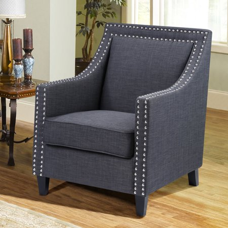 Best Master Furniture Xenia Tufted Fabric Accent