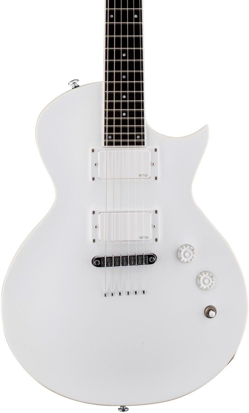 LTD Ted Aguilar TED-600 Electric Guitar Snow White by ESP