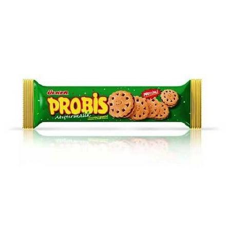 Ülker Probis Mini Sandwich Biscuit - -