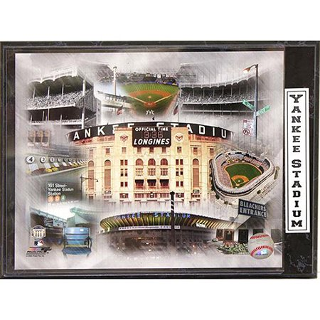 MLB Yankee Stadium Photo Plaque, 9x12