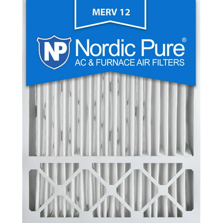 20x25x5 honeywell replacement pleated merv 12 air filters qty 1