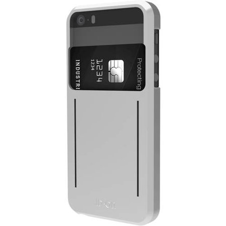 timeless design 94a34 cc721 ID-ON STOR Apple iPhone 5/5S/5SE Credit Card Case