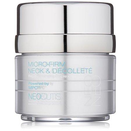 NEOCUTIS Microfirm Neck & Décolleté Rejuvenating Complex, 1.7 Fl Oz (Rejuvenating Antioxidant Serum)