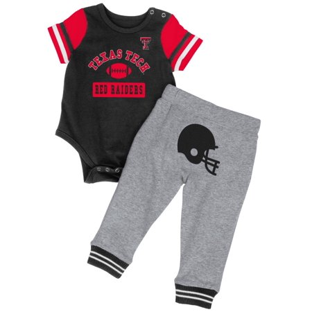Texas Tech Red Raiders NCAA Infant