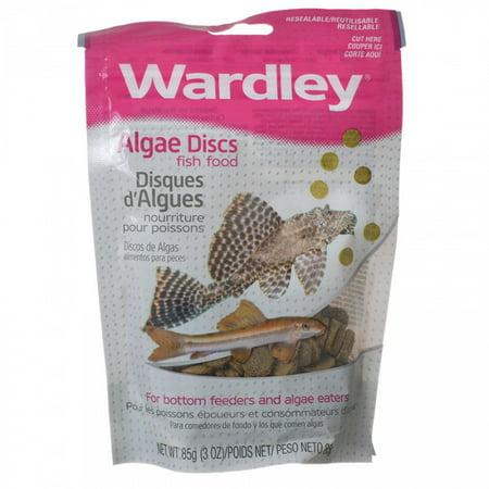 Wardley Algae Discs 3 oz - Pack of 2