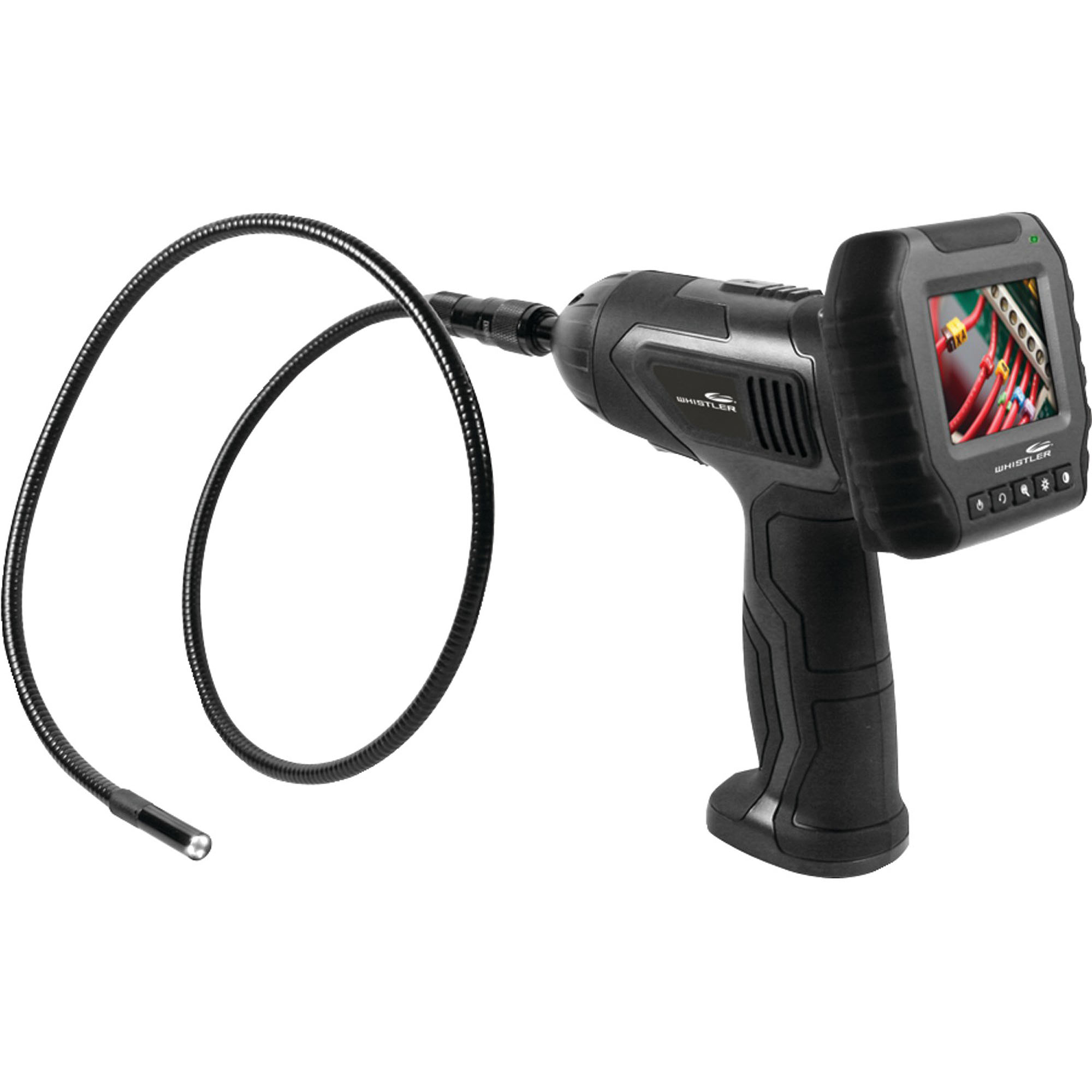 "Whistler WIC-2750 2.7"" Color Inspection Camera"