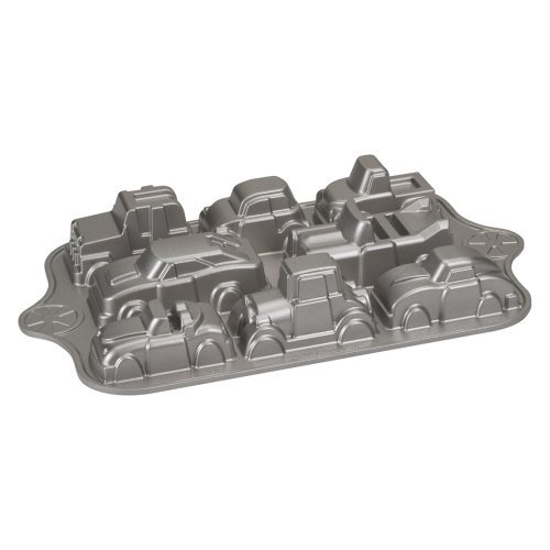 Nordic Ware Bundt Brand Bakeware Sweet Rides Classic Car Bundt Pan