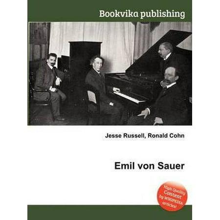 Emil Von Sauer - image 1 of 1