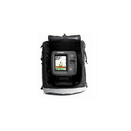 Humminbird ice 55 flasher w 385ci combo for Cheap ice fishing flasher