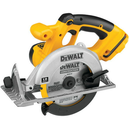 Dewalt DC390B 18V XRP Cordless 6-1/2 in. Circular Saw (Bare