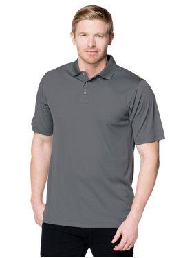 2ac5ea6bd822 Product Image Tri-Mountain Men's Big And Tall Rib Collar Pique Polo Shirt