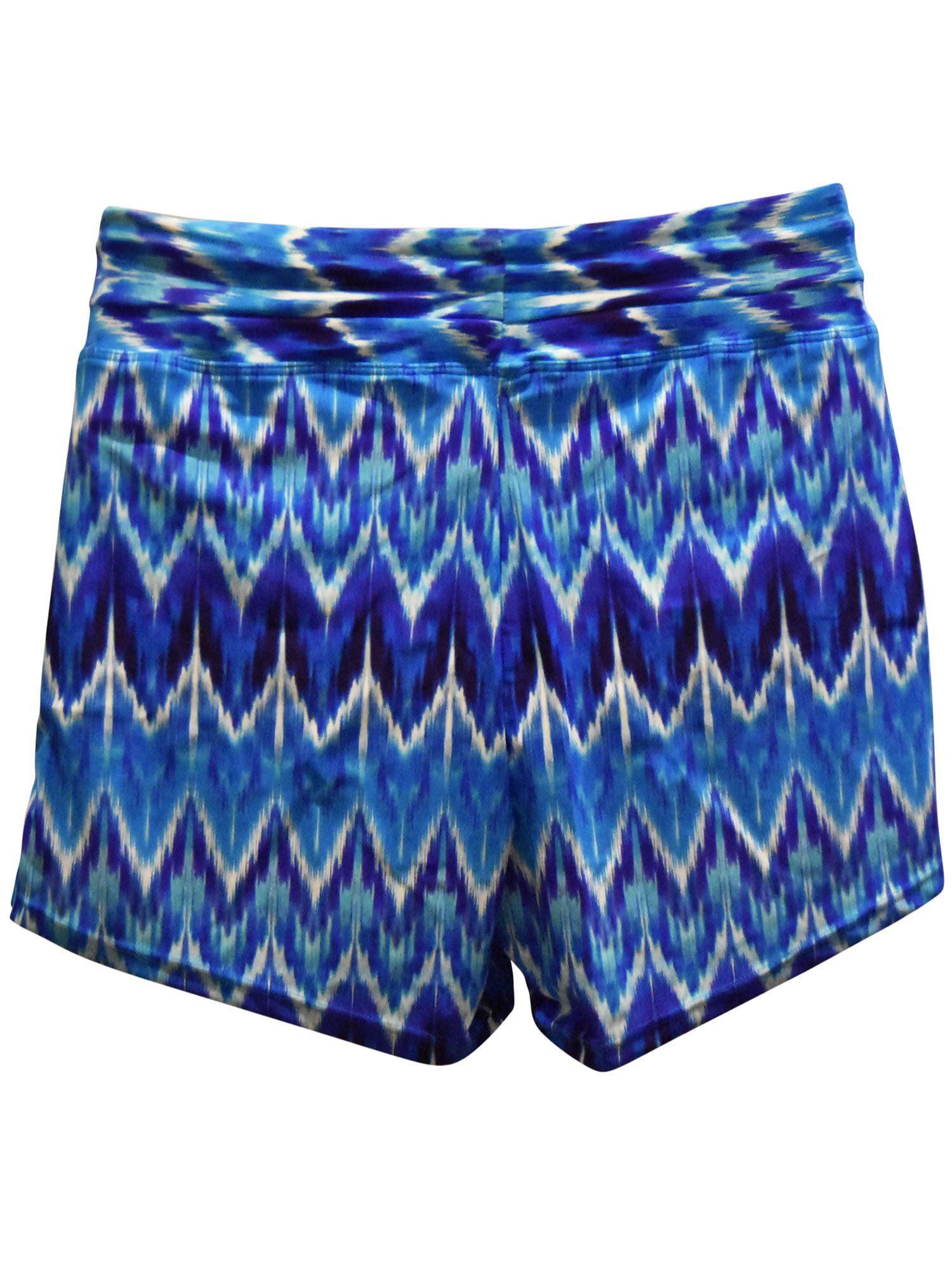 2db8a156f9 Heat Womens Swim Shorts Board Shorts Swimsuit Bottoms - Walmart.com