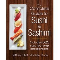 The Complete Guide to Sushi and Sashimi (Hardcover)