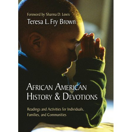 African American History & Devotions : Readings and Activities for Individuals, Families, and Communities - Family Halloween Activities Dallas