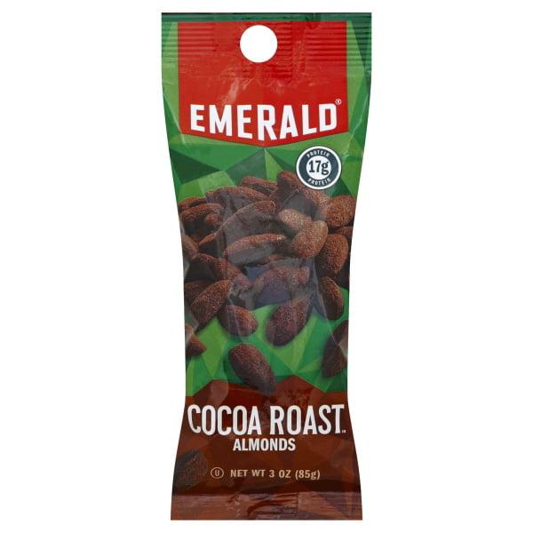 Emerald Cocoa Roast Almonds