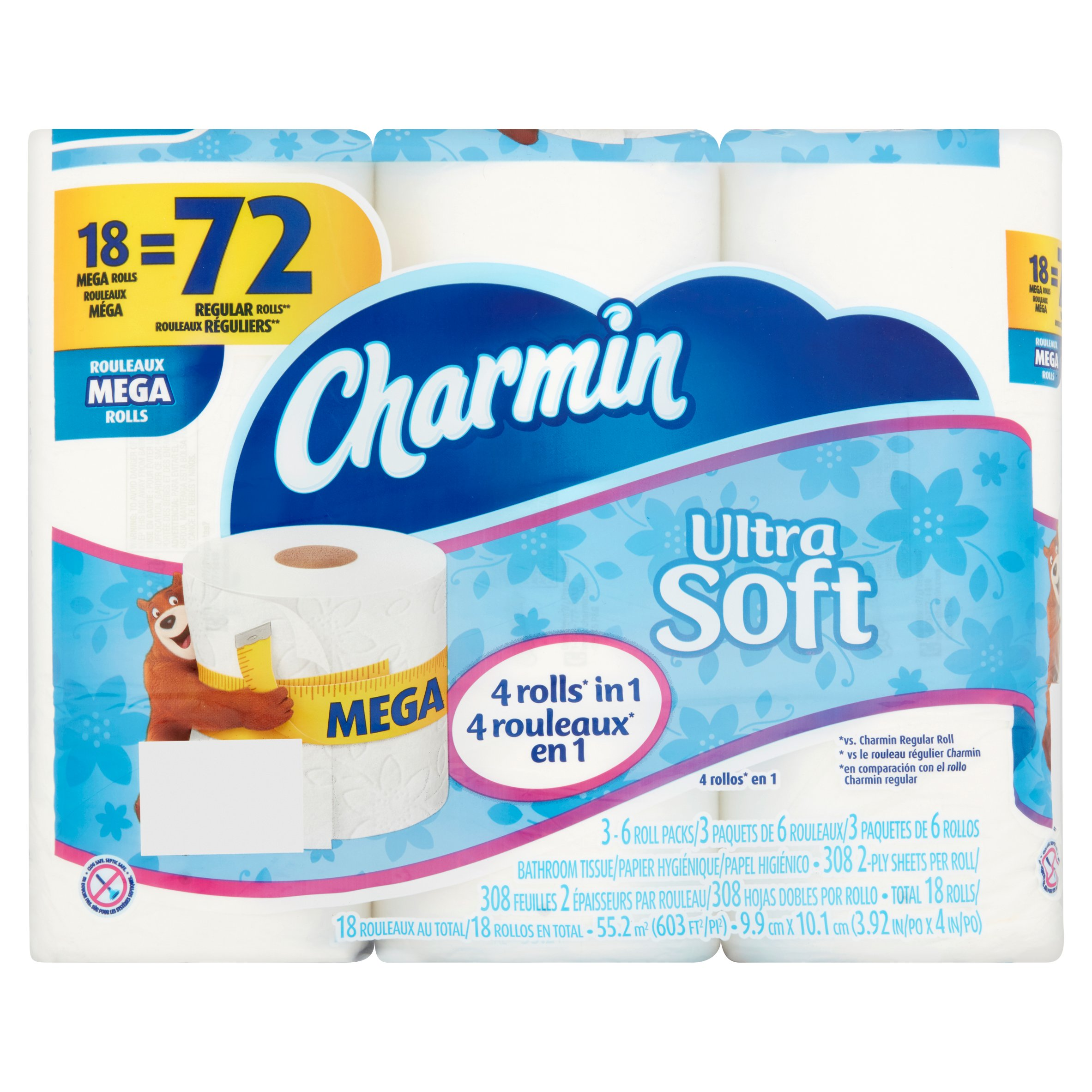 White cloud bathroom tissue - White Cloud Bathroom Tissue 52
