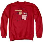 Jla - Cooke Head - Crewneck Sweatshirt - Small