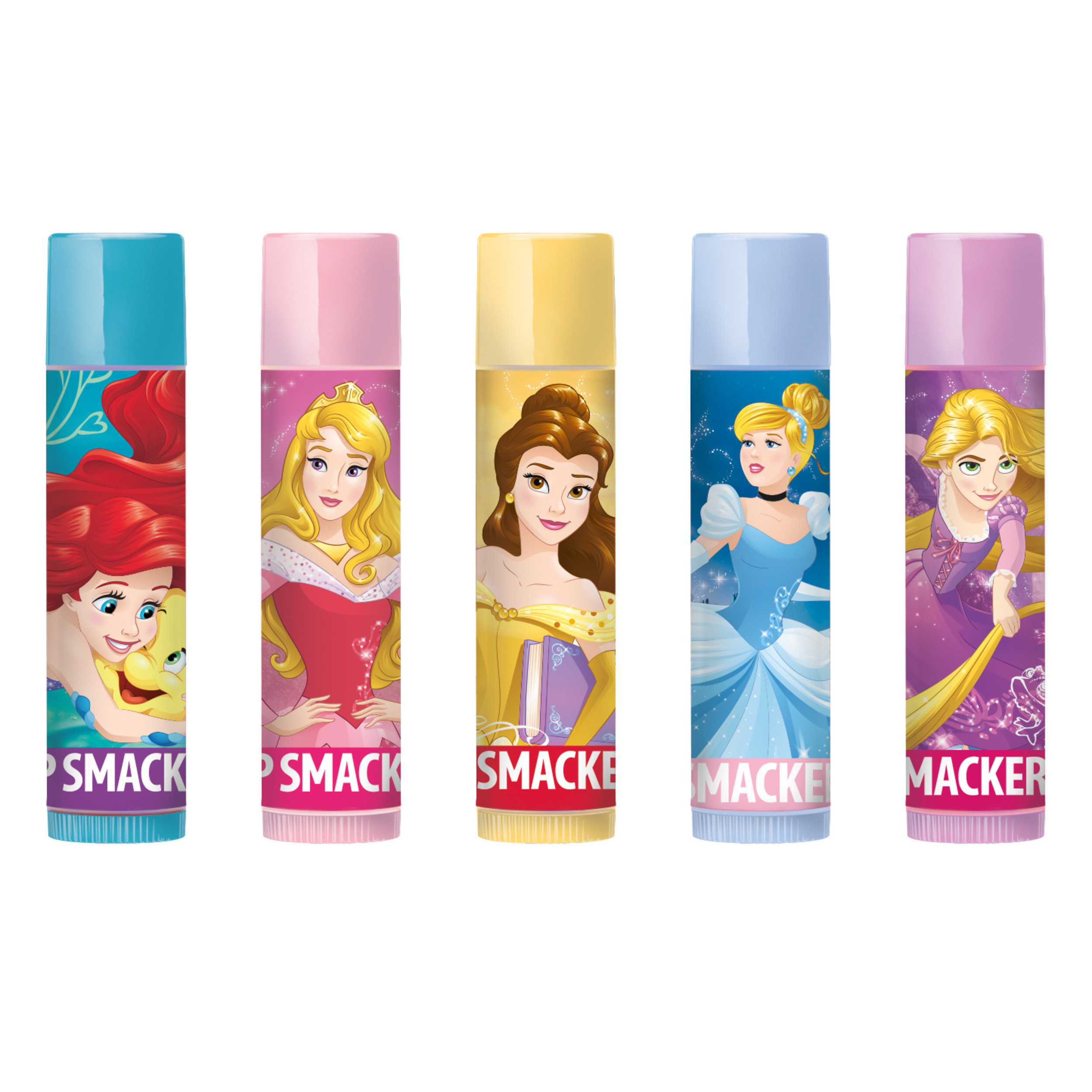 Lip Smacker Disney Princess Story Book