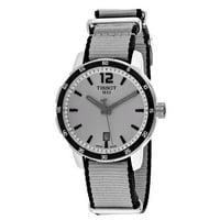 Tissot Quickster Silver Dial Men's Watch