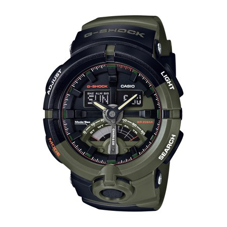 separation shoes acf36 1704f Casio - GA500K-3A Black 57.6mm Men s Watch NYC bicycle shop Chari   Limited  Edition - Walmart.com