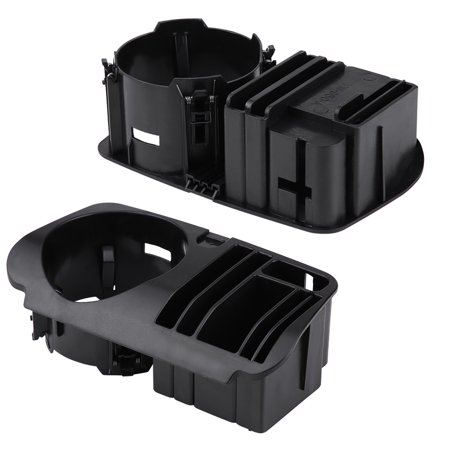 Qiilu Car Central Storage Box Cup Holder for Mercedes Benz C class W205 GLC  Class X253 E Class W213, Storage Box Cup Holder, Car Cup Holder | Walmart