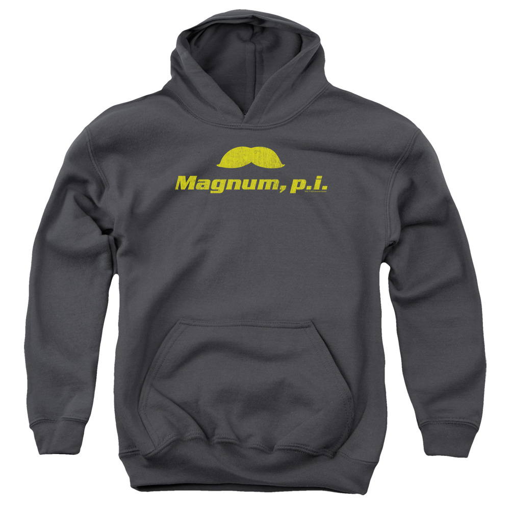 Magnum PI The Stache Big Boys Pullover Hoodie