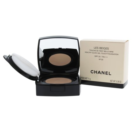 Les Beiges Healthy Glow Gel Touch Foundation SPF 25 - 20 by Chanel for Women  - 0.38 oz Foundation - Walmart.com 29ddc178a5