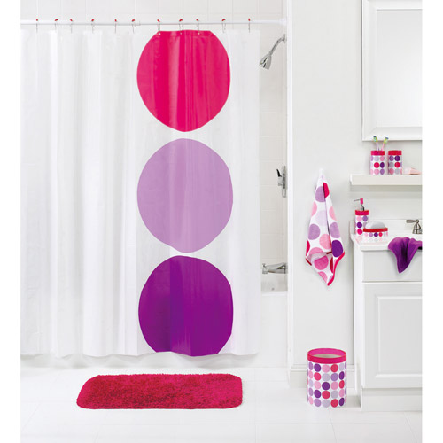 your zone peva shower curtain