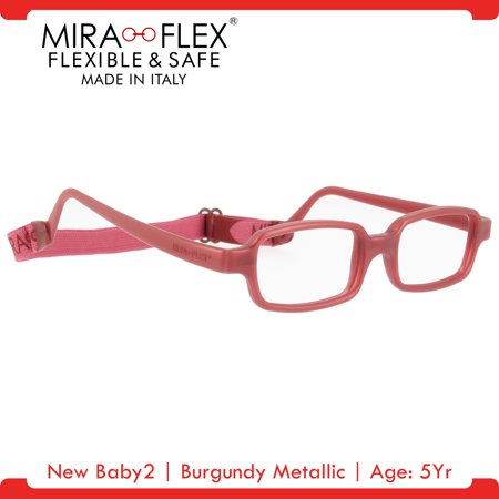 6784b61981 Miraflex  New Baby2 Unbreakable Kids Eyeglass Frames