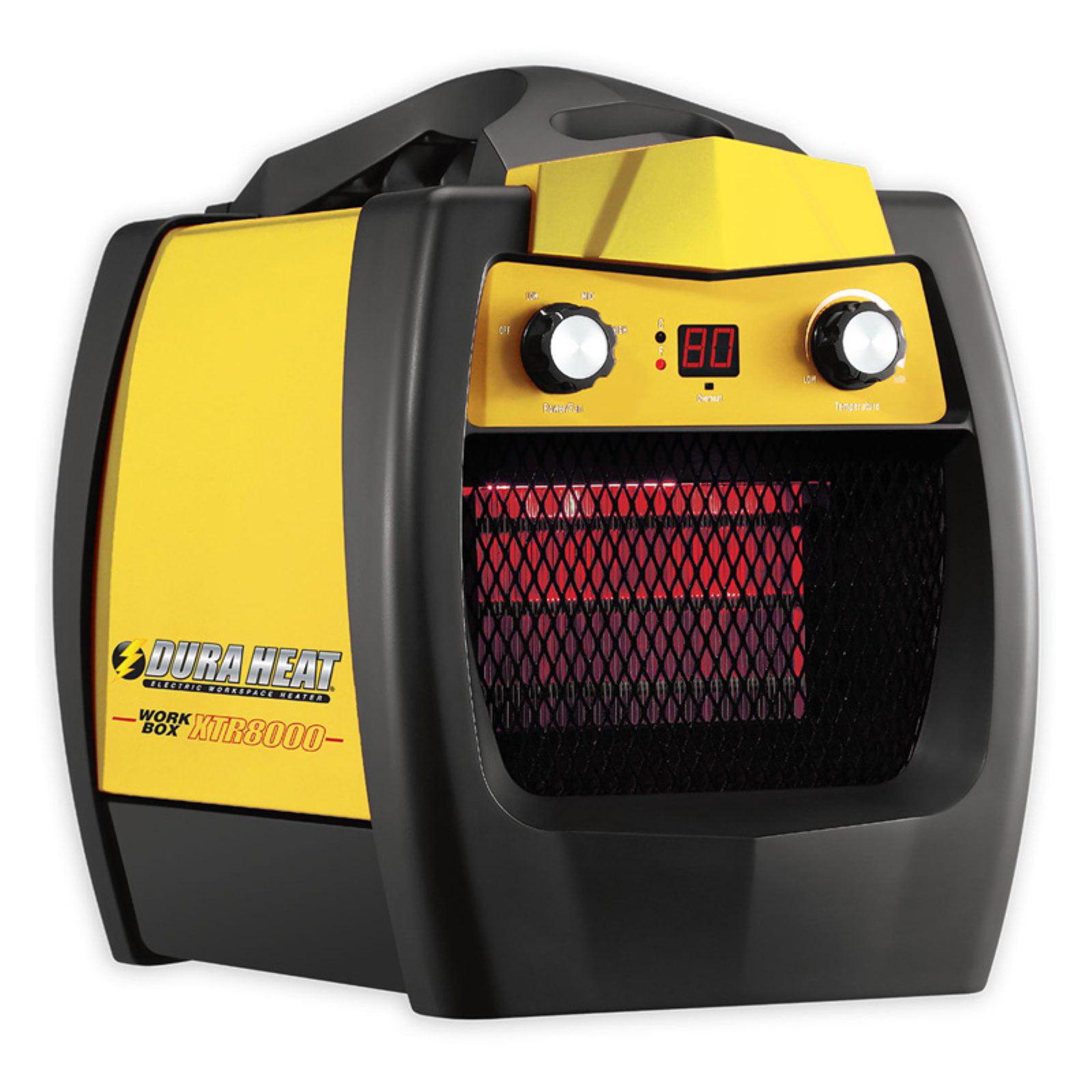 WORLD MARKETING OF AMERICA XTR8000 1500W Work Utility Heater