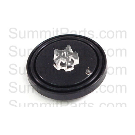 10MM DIAPHRAGM FOR F730455 WATER - Valve Replacement Diaphragm