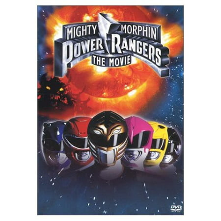 Mighty Morphin Power Rangers: The Movie (DVD)