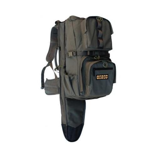 Eberlestock X1E European Hunting Pack, Hide Open Rock Veil