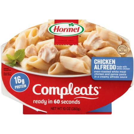 HORMEL ® COMPLEATS ® Chicken Alfredo 10 oz. Sleeve