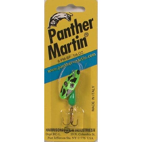 Panther Martin Metallic Spinners, Bullfrog