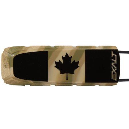 Smart Parts Barrel Condom (Exalt Paintball Bayonet Barrel Condom / Cover - LE Flag Series - Canada)