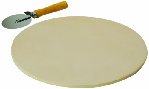 Ecolution Ekcs0815 Kitchen Extras Pizza Stone 15 Inch With by