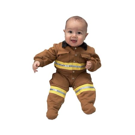 Baby Firefighter Costume (Jr. Fire Fighter Costume)