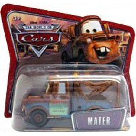 Short Card Edition Disney Pixar Cars Old Mater World of Cars Edition 155 Scale - image 1 de 1
