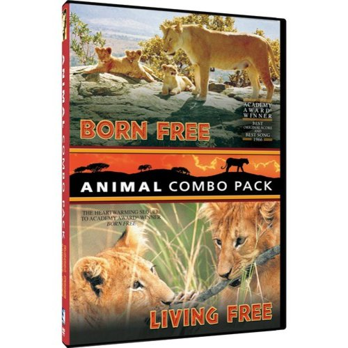 Animal Combo Pack: Born Free / Living Free (Widescreen)